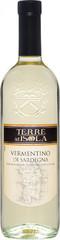 Вино Contri Spumant Terre dell'Isola Vermentino di Sardegna , 0,75 л.