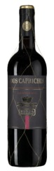 Вино Dos Caprichos Crianza Bodegas Faustino 2016 , 0,75 л.