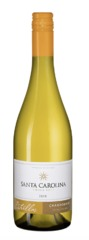 Вино Estrellas Chardonnay Santa Carolina, 0,75 л.