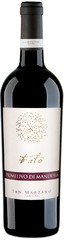 Вино Feudi di San Marzano Talo Primitivo di Manduria DOP 2016 , 0,75 л.