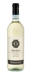 Вино Fontegaia Orvieto Classico San Marco, 0,75 л.