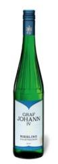 Вино Graf Johann IV Riesling Halbtrocken, 0,75 л.