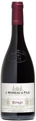Вино J.Moreau & Fils Rouge, 0,75 л.