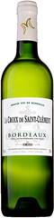 Вино La Croix de Saint-Clement Blanc Bordeaux AOC, 0,75 л.