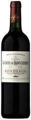 Вино La Croix de Saint-Clement Rouge Bordeaux AOC, 0,75 л.