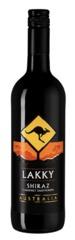 Вино Lakky Shiraz Cabernet Sauvignon, 0,75 л.