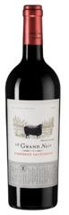 Вино Le Grand Noir Cabernet Sauvignon Les Celliers Jean d'Alibert 2017, 0,75 л.