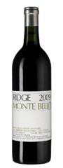 Вино Monte Bello Ridge Vineyards 2009, 0,75 л.