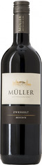 Вино Muller Zweigelt Reserve 2016, 0,75 л.