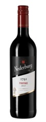 Вино Nederburg 1791 Pinotage Distell, 0,75 л.