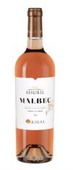 Вино Rigal Malbec Rose, 0,75 л.