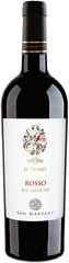 """Вино San Marzano, """"Il Pumo"""" Rosso, 0,75 л."""