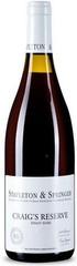Вино Stapleton-Springer Craig's Reserve Pinot Noir 2015, 0,75 л.