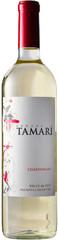 Вино Tamari Chardonnay 2015, 0,75 л.