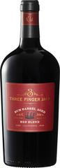Вино Three Finger Jack Rum Barrel Red Blend, 0,75 л.