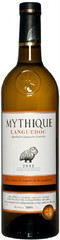 Вино Val d'Orbieu-Uccoar Mythique Languedoc AOC Blanc 2012, 0,75 л.