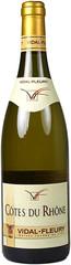 Вино Vidal-Fleury, Cotes du Rhone Blanc, 0.75 л.