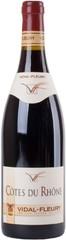 Вино Vidal-Fleury Cotes du Rhone Rouge, 0,75 л.
