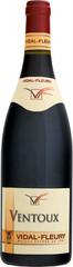 Вино Vidal-Fleury, Ventoux AOC Rouge, 0,75 л.