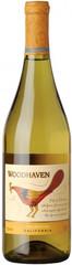 Вино Woodhaven Chardonnay, 0,75 л.