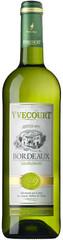 Вино Yvon Mau Yvecourt Bordeaux AOC Sauvignon, 0,75 л.