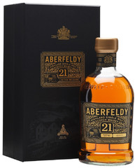Виски Aberfeldy 21 Years Old, gift box, 0.7 л