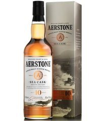 Виски Aerstone Sea Cask Single Malt Scotch, 0,7 л.
