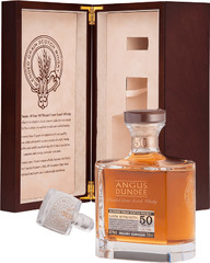 Виски Angus Dundee Blended Grain 50 Years Old, wooden box, 0.7 л