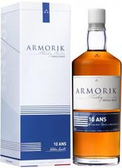 Виски Armorik 10 Ans gift box, 0.7 л.
