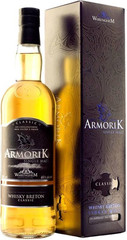 Виски Armorik Classic Gift Box, 0.7 л