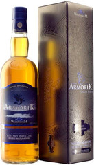 Виски Armorik Double Maturation Gift Box 0.7 л
