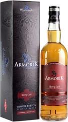 Виски Armorik Sherry Cask Gift Box, 0.7 л