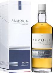 Виски Armorik Triagoz gift box, 0.7 л