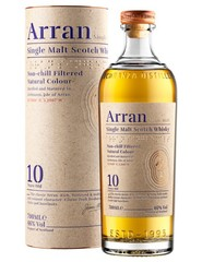 Виски Arran 10 years, 0.7 л