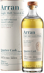 Виски Arran The Bothy Quarter Cask in tube, 0.7 л.
