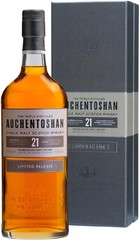 Виски Auchentoshan 21 Years Old, gift box, 0.7 л