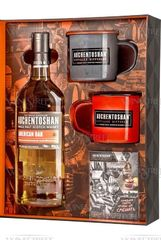 Виски Auchentoshan American Oak , with 2 glasses, 0.7 л