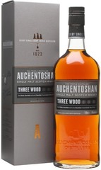Виски Auchentoshan Three Wood , gift box, 0.7 л
