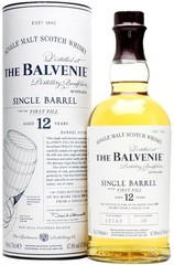 Виски Balvenie Single Barrel First Fill, 12 Years Old, in tube, 0.7 л