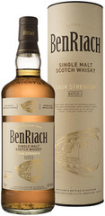 Виски Benriach Cask Strength Batch 2 in tube, 0.7 л.