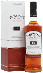 Виски Bowmore 15 Years Old, gift box, 0.7 л