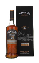 Виски Bowmore 25 Years Old, gift box, 0.7 л