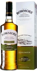 Виски Bowmore Small Batch, gift box, 0.7 л