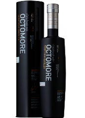 Виски Bruichladdich Octomore Scottish Barley, in tube, 0.7 л