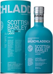 Виски Bruichladdich The Classic Laddie Scottish Barley, in tube, 0.7 л