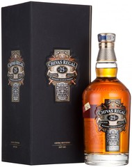 Виски Chivas Regal 25 years old, 0.7 л