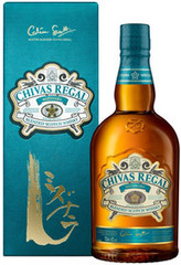 Виски Chivas Regal Mizunara gift box, 0,7 л.
