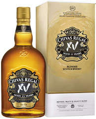 Виски Chivas Regal XV, gift box, 0.7 л