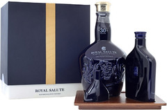 Виски Chivas, Royal Salute 30 Years Old, The Flask Edition, 0.7 л