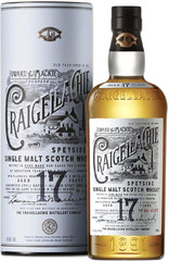 Виски Craigellachie 17 Years Old, in tube, 0.7 л